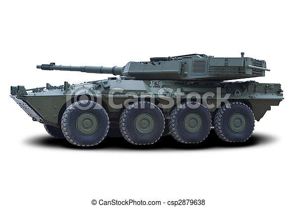 Light Assault Vehicle (LAV) - csp2879638