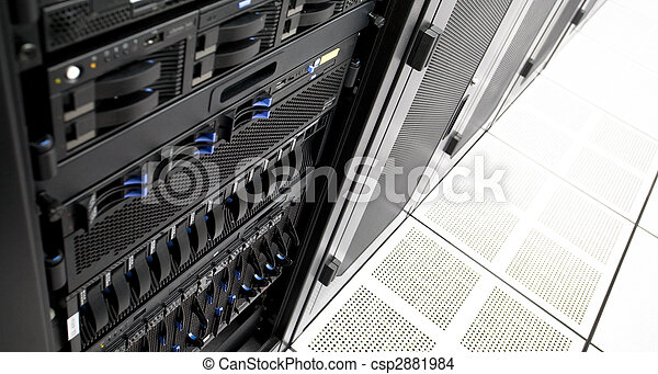 Data Center Server Rack - csp2881984