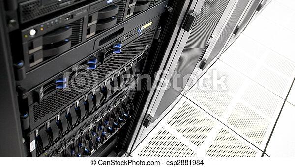 Data Center Server Rack - csp2881984