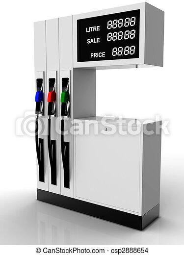dessin de station essence essence station 3d rendre facile csp2888654 recherchez. Black Bedroom Furniture Sets. Home Design Ideas