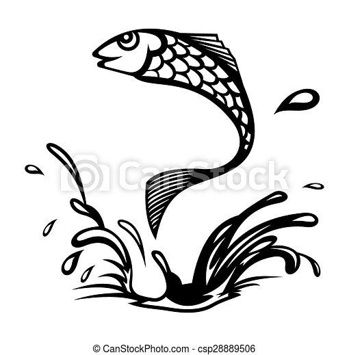 Fish - csp28889506