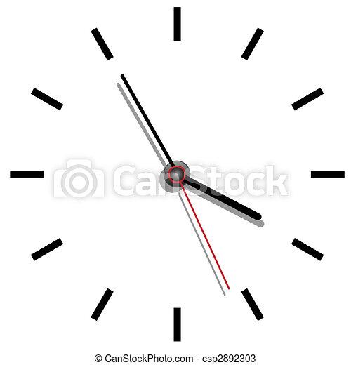 Clock - csp2892303