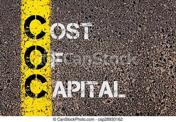 Capital Cost Clip Art