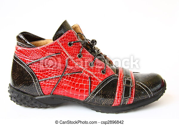 lacquered shoes - csp2896842