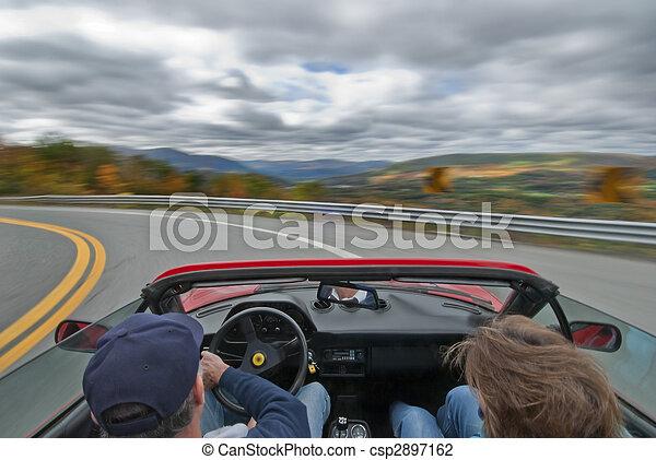 Speed driving - csp2897162