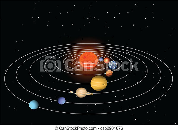 drawings of planets animation - photo #20