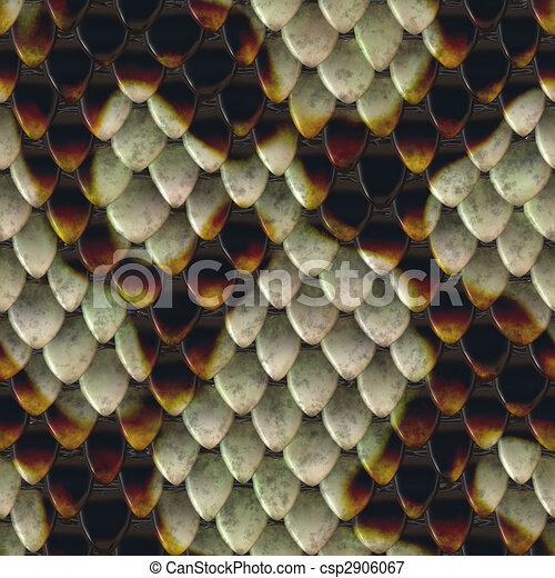 Snake Skin - csp2906067