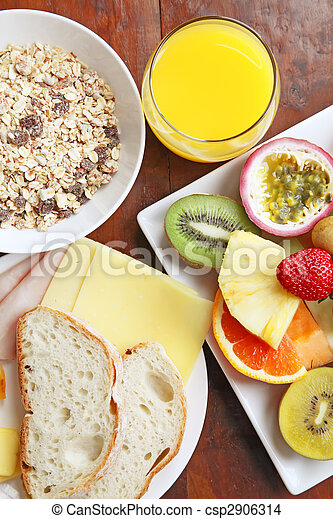 Breakfast - csp2906314