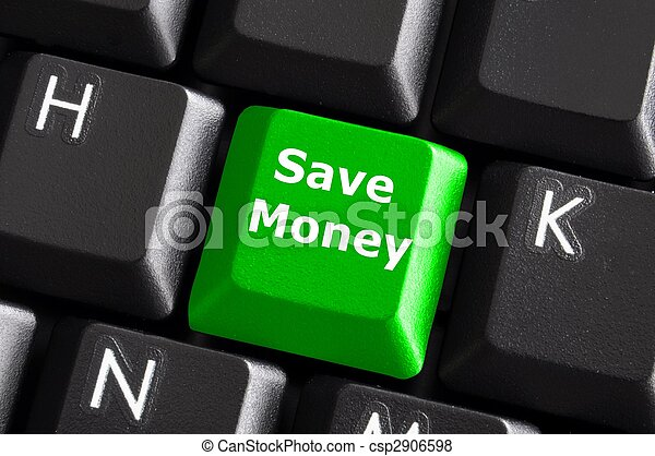 save money - csp2906598