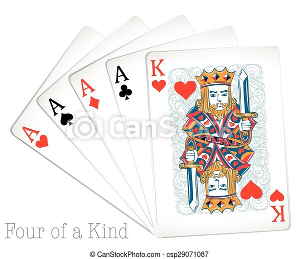 four of a kind poker