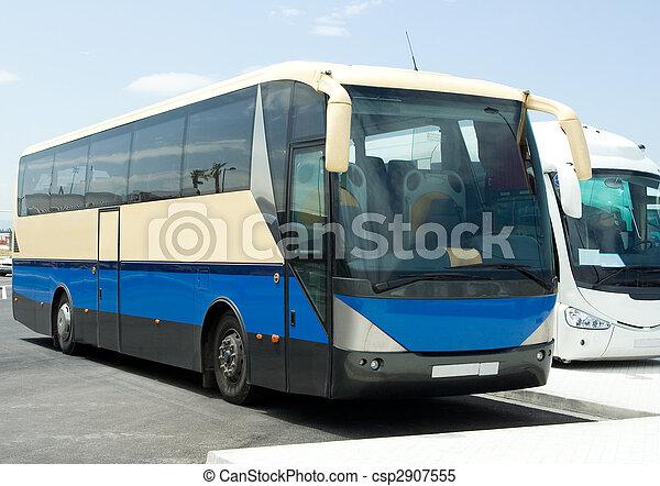 Tour Bus - csp2907555