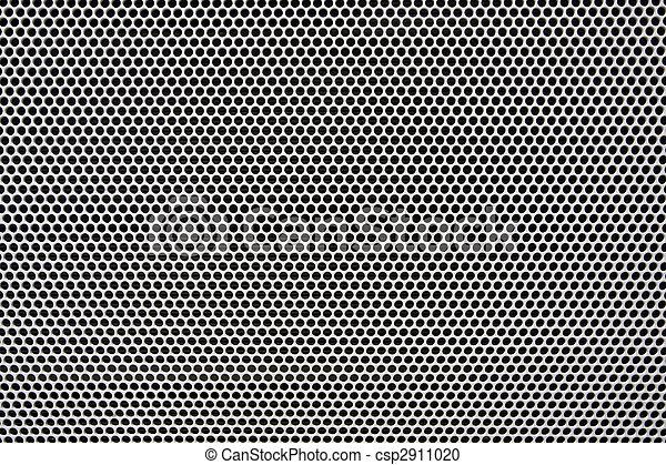 white painted radiator metal grid background