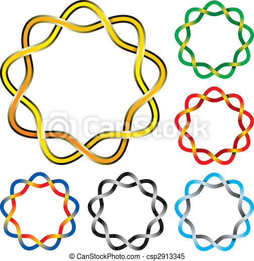 Celtic knot - csp2913345