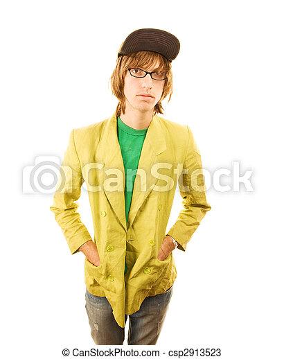 Teenage Boy - csp2913523