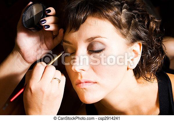 make-up - csp2914241