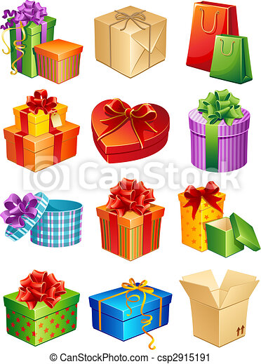 Gifts - csp2915191