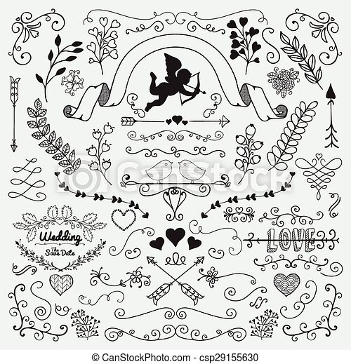 Off The Grid Sustainable Green Home Plans Kitchen Clients Drawing 1e4b595b1c54a637 additionally Hand Drawn Wreaths Set Vector 10029897 moreover Floral Decoration 1764695 together with Decorative Heart Shape Black And W 18443862 also mercial Kitchen Design Layout. on rustic home design plans
