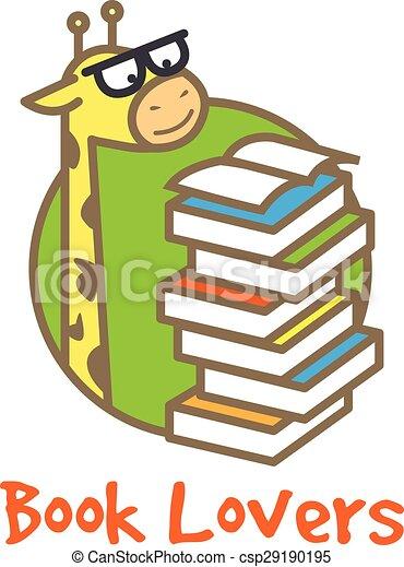 Vecteurs eps de rigolote vecteur logotype girafe logo - Girafe rigolote ...