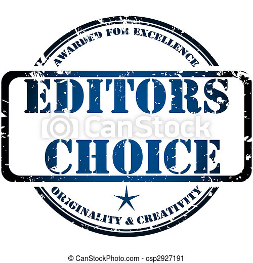 Editors choicebackground, black, blue, business, certified, choice, choose, chosen, design, dirty, document, editor, graphic - csp2927191