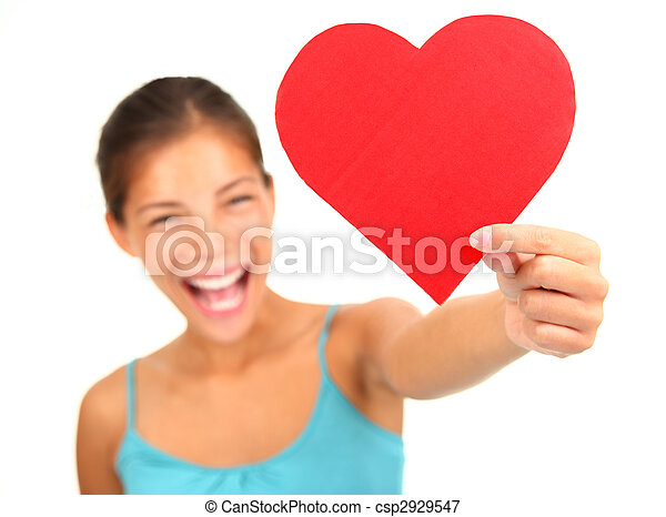 Valentines day heart - csp2929547