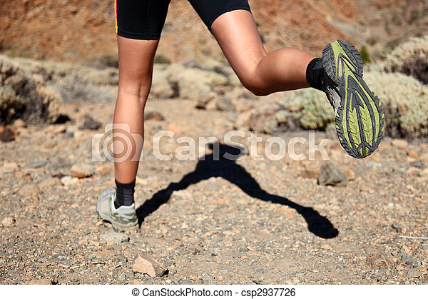 Trail Running - csp2937726
