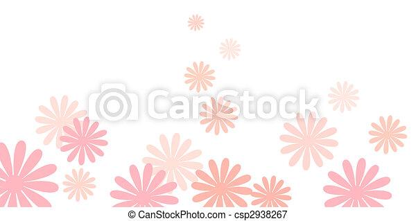 witte achtergrond tekening bloemen - photo #47