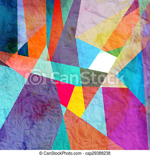 colorful abstract background - csp29388238