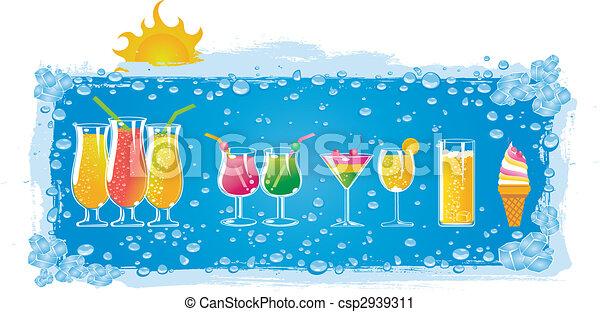 drinks - csp2939311