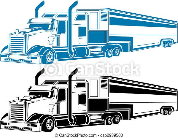 truck - csp2939580