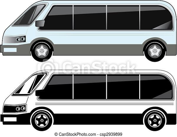 mini bus - csp2939899