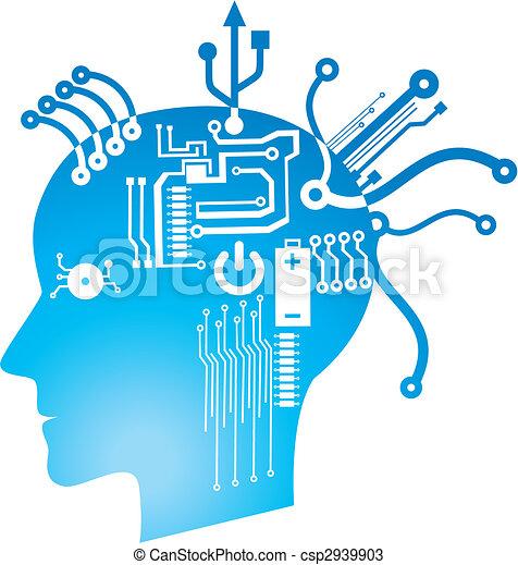 brain circuit - csp2939903