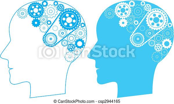 gear brain - csp2944165