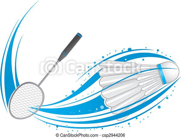 badminton - csp2944206