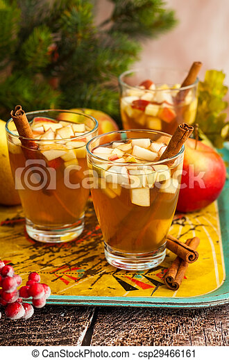 Fall and winter drink