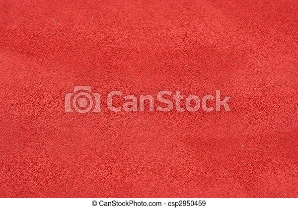 Red Microfiber - csp2950459