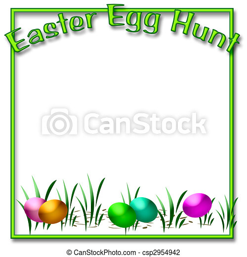 Clip Art Easter Egg Hunt Clip Art egg hunt illustrations and clip art 3813 royalty free easter dyed eggs in the grass scrapbook artby