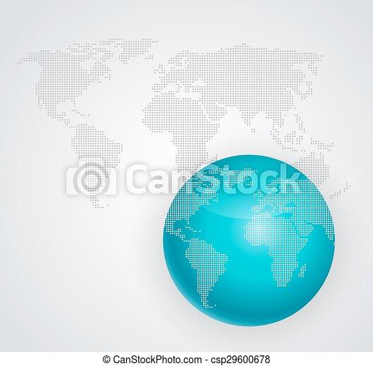 Digital World  - csp29600678