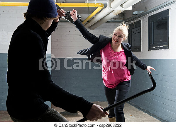 Self defence - csp2963232