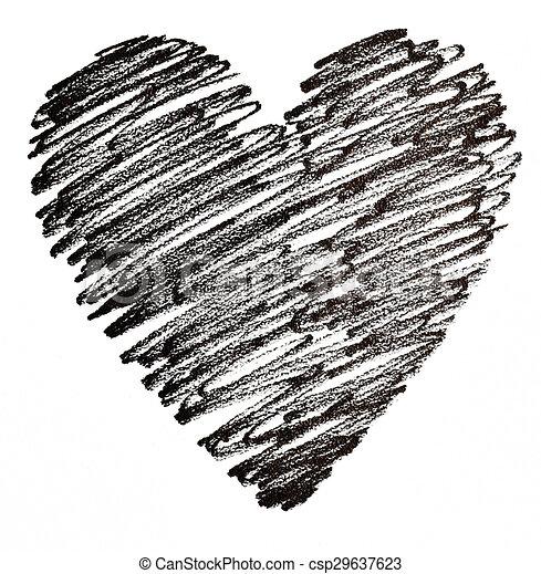 Broken heart  Stock Vector  funhare 5441335