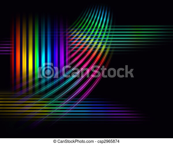 Wide spectrum background - csp2965874
