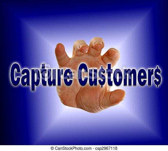 capture customers - csp2967118