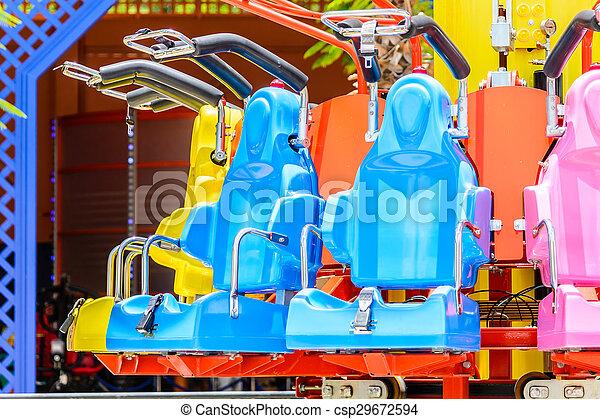 Amusement park - csp29672594