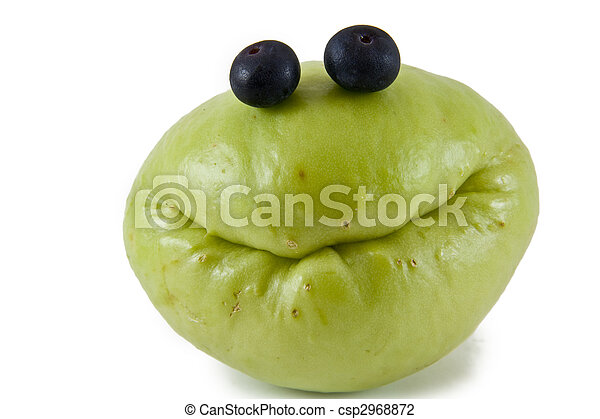 Green Exotic Fruits Green Exotic Fruit - Smiley