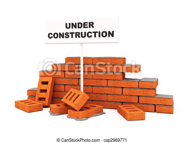 clipart de mur brique construction sous brique mur sous csp2969771 recherchez des. Black Bedroom Furniture Sets. Home Design Ideas