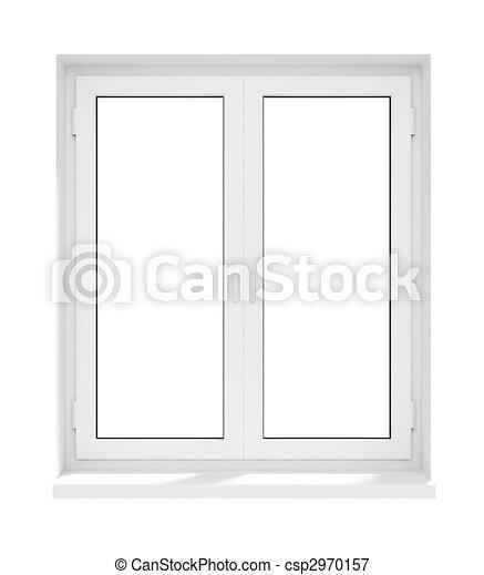 stock illustrationen von rahmen freigestellt plastik glas fenster geschlossene. Black Bedroom Furniture Sets. Home Design Ideas