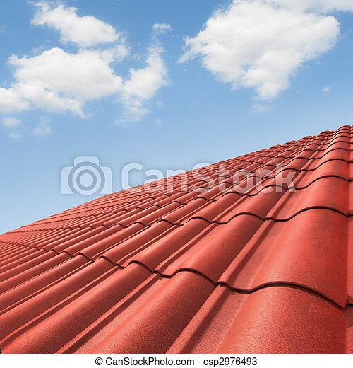 Roof - csp2976493