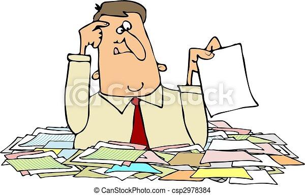 Stock options paperwork