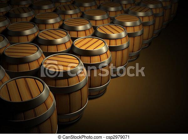 clipart de barils bois bi re stockage vin bois barils pour csp2979071 recherchez. Black Bedroom Furniture Sets. Home Design Ideas