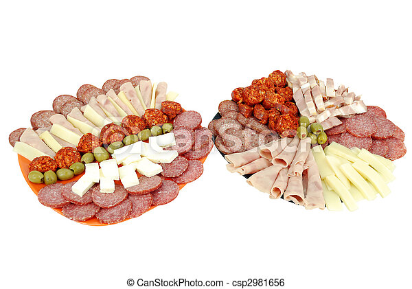 catering food - csp2981656