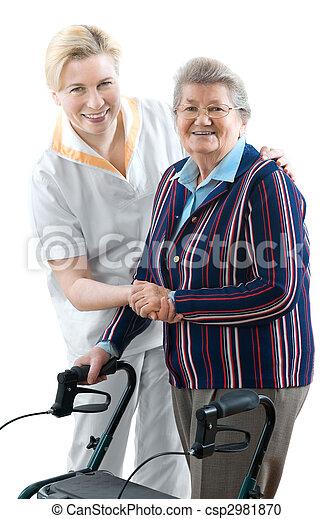 nursing home - csp2981870